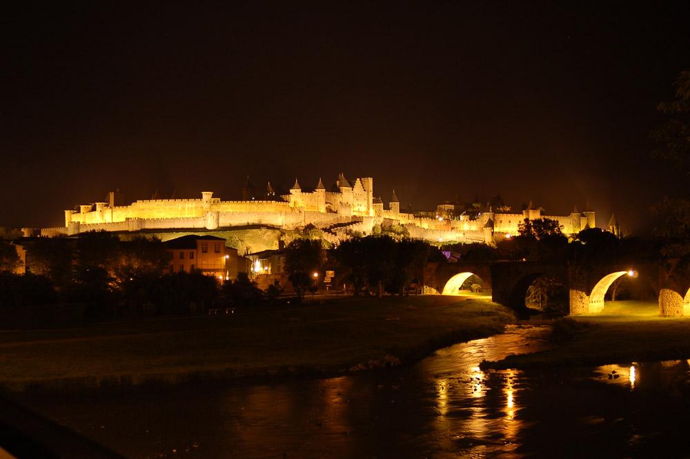 El Viejo Puente de Carcassonne