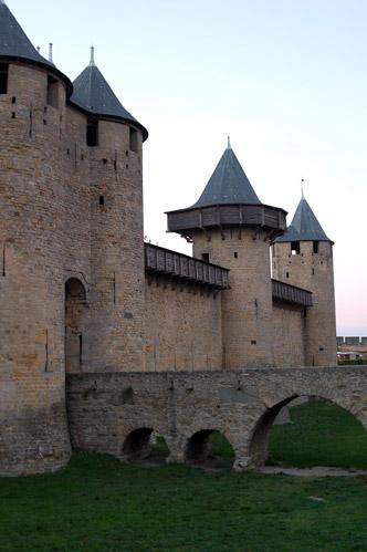 Puerta d'Aude - Carcassonne