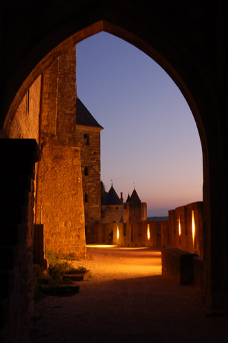 Arco en la Citè - Carcassonne