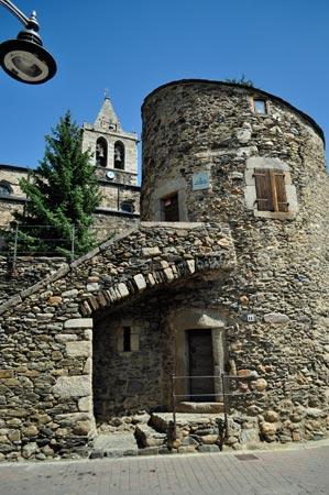 Torre de Bernat de So en Llívia