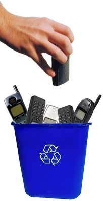 Reciclar móviles