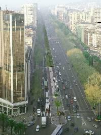 El Futuro de la Diagonal de Barcelona