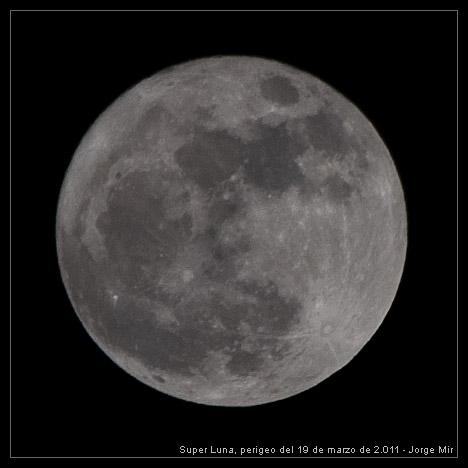 Super Luna 2011