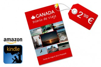 Guía de Viaje Canadá - Kindle