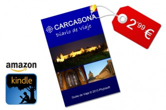 Guía de Viaje a Carcasona para Kindle