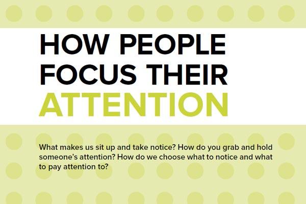 A qué prestamos atención
