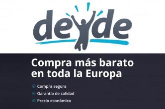Deyde, compara y compra en toda Europa