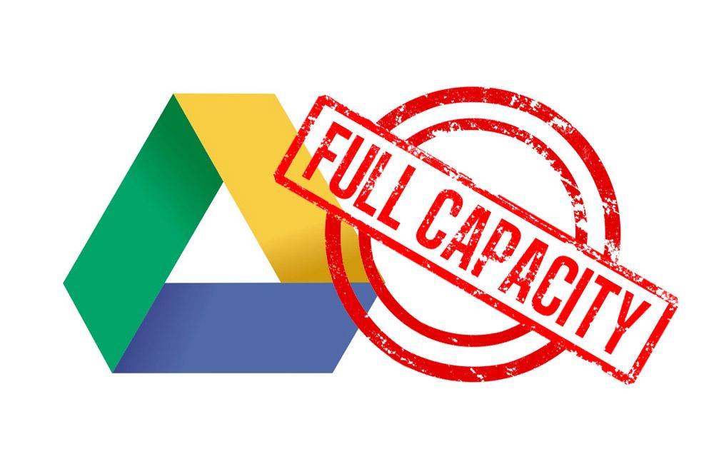Cómo vaciar Google Drive