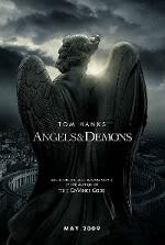 Cartel de la película Ángeles y Demonios