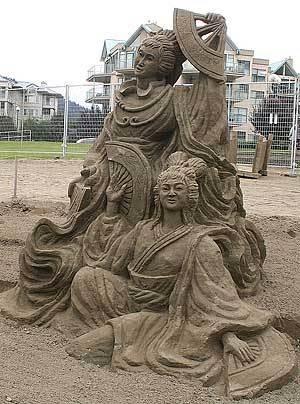 Escultura de Arena 6
