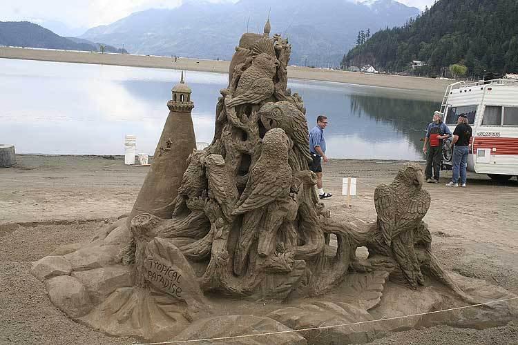 Escultura de Arena 12