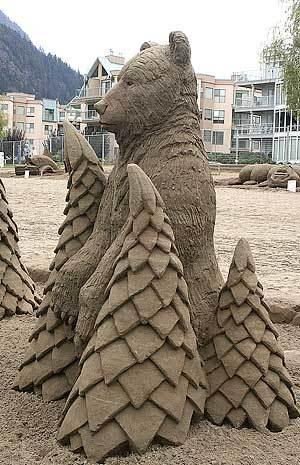 Escultura de Arena 14