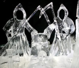 Escultura de Hielo 1