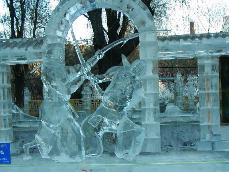 Escultura de Hielo 12