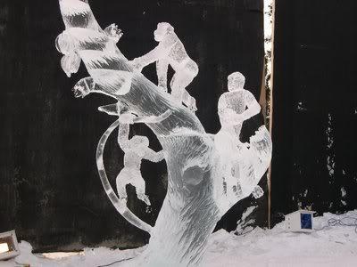 Escultura de Hielo 6