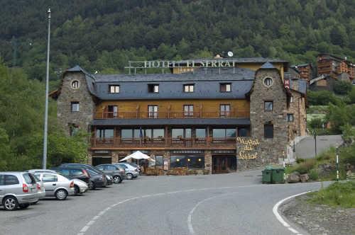 Hotel El Serrat - Ordino, Andorra