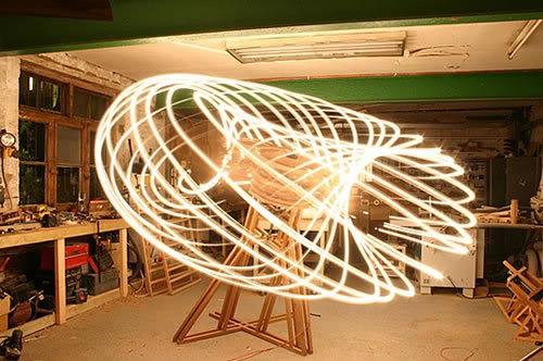 Escultura de Luz 6