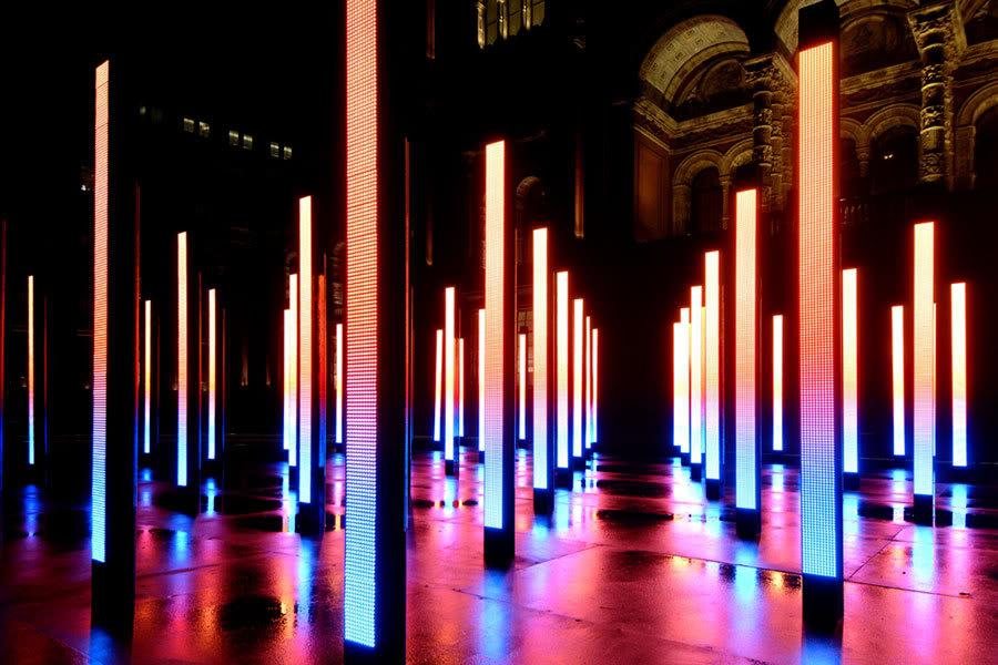 Escultura de Luz 8