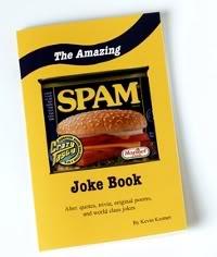 Chistes de Spam en los Comentarios
