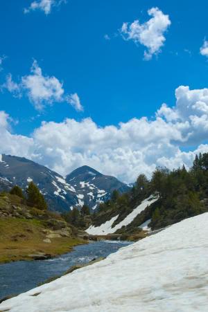 Excursión lagos de Tristaina - Ordino, Andorra