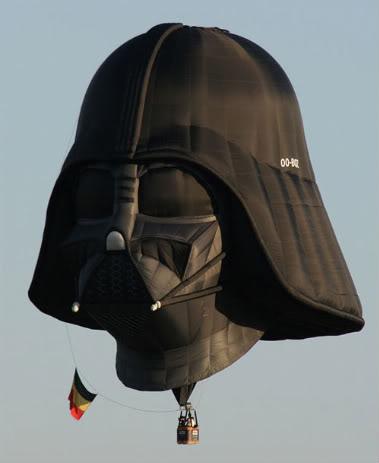 Globo de Darth Vader 2